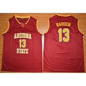 Arizona State Sun Devils James Harden Red Jersey